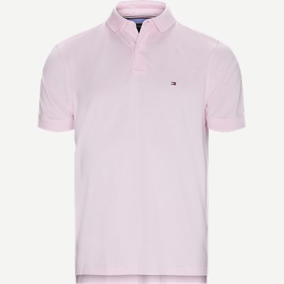 Core Tommy Regular Polo Regular | Core Tommy Regular Polo | Pink